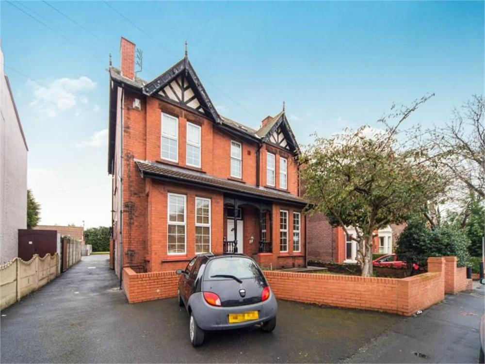 2 Bedrooms Flat for sale in Ditchfield Road, WIDNES, Cheshire