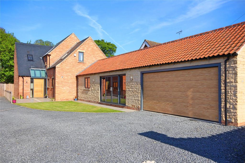 4 Bedrooms Detached House for sale in Lincoln Road, Welton, LN2