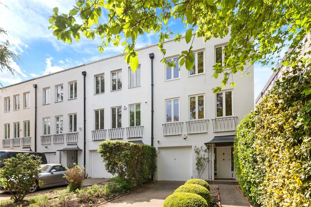4 Bedrooms End Of Terrace House for sale in North Grove, Highgate, London