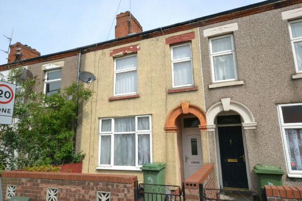 3 Bedrooms Terraced House for sale in Elsenham Road, GRIMSBY