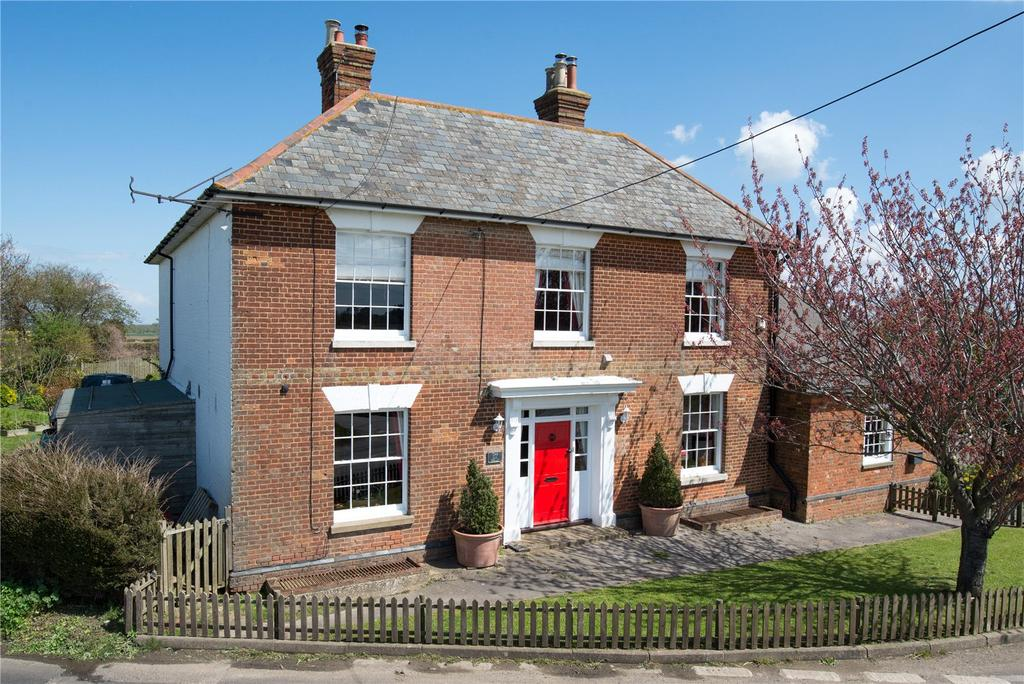 5 Bedrooms Detached House for sale in Chislet, Canterbury, Kent