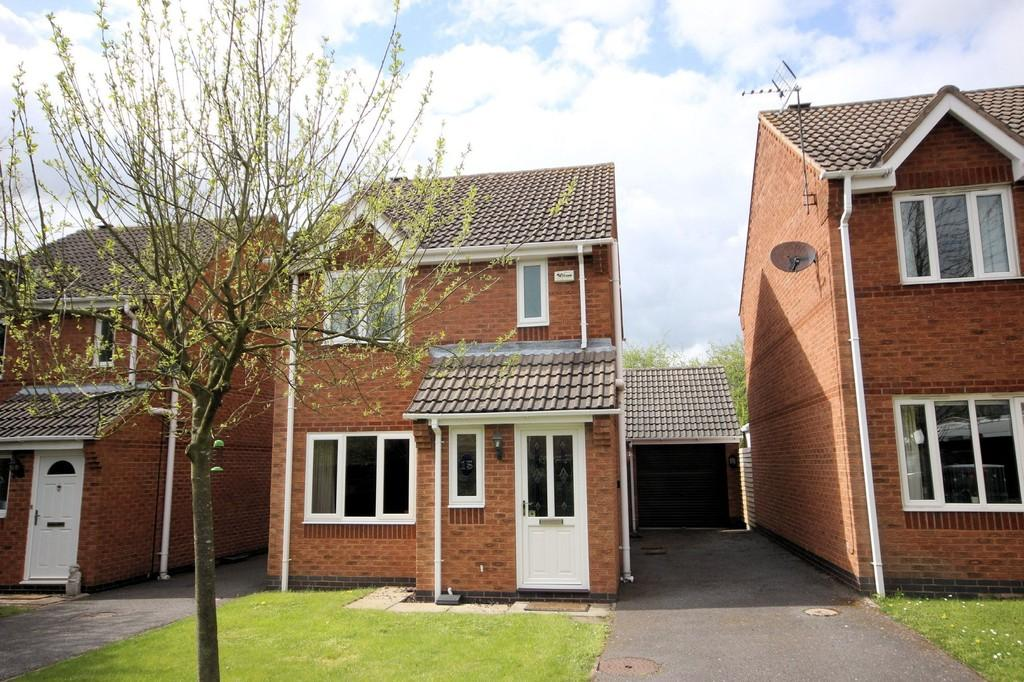 3 Bedrooms Detached House for sale in Harvest Grove, Moira