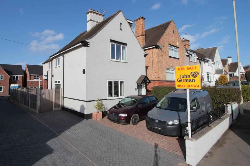 4 Bedrooms Detached House for sale in Ashby Road, Moira