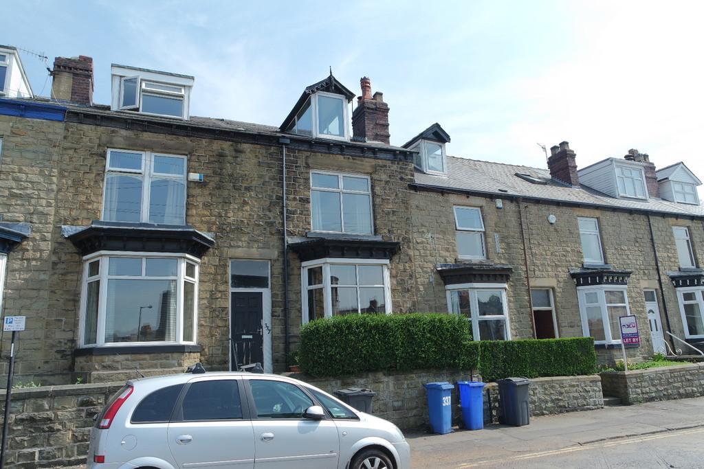 3 Bedrooms Terraced House for rent in Psalter Lane, Banner Cross
