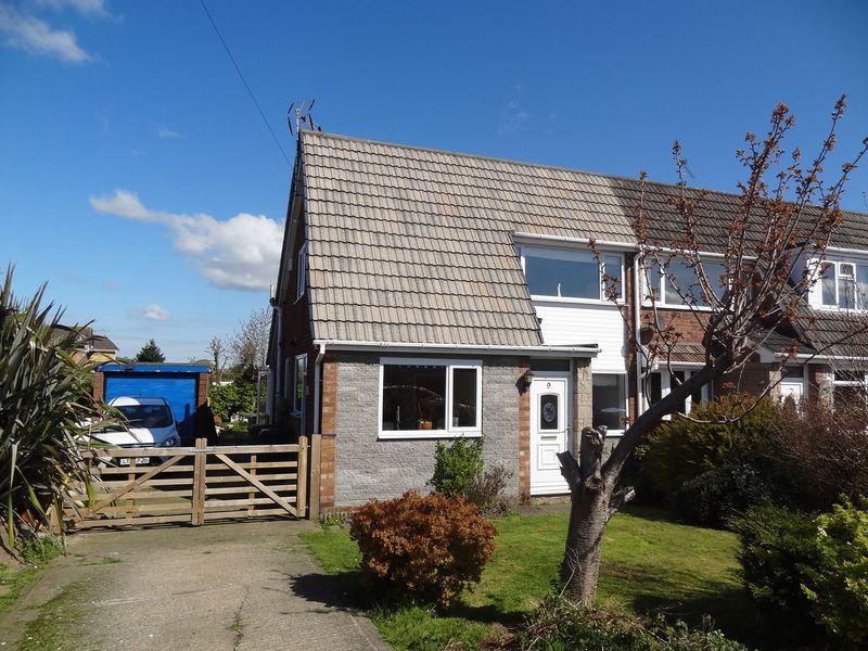 3 Bedrooms Semi Detached House for sale in Elwyn Drive,