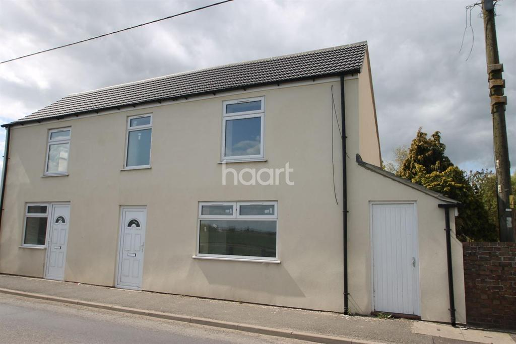 2 Bedrooms End Of Terrace House for sale in Rectory Road, Outwell