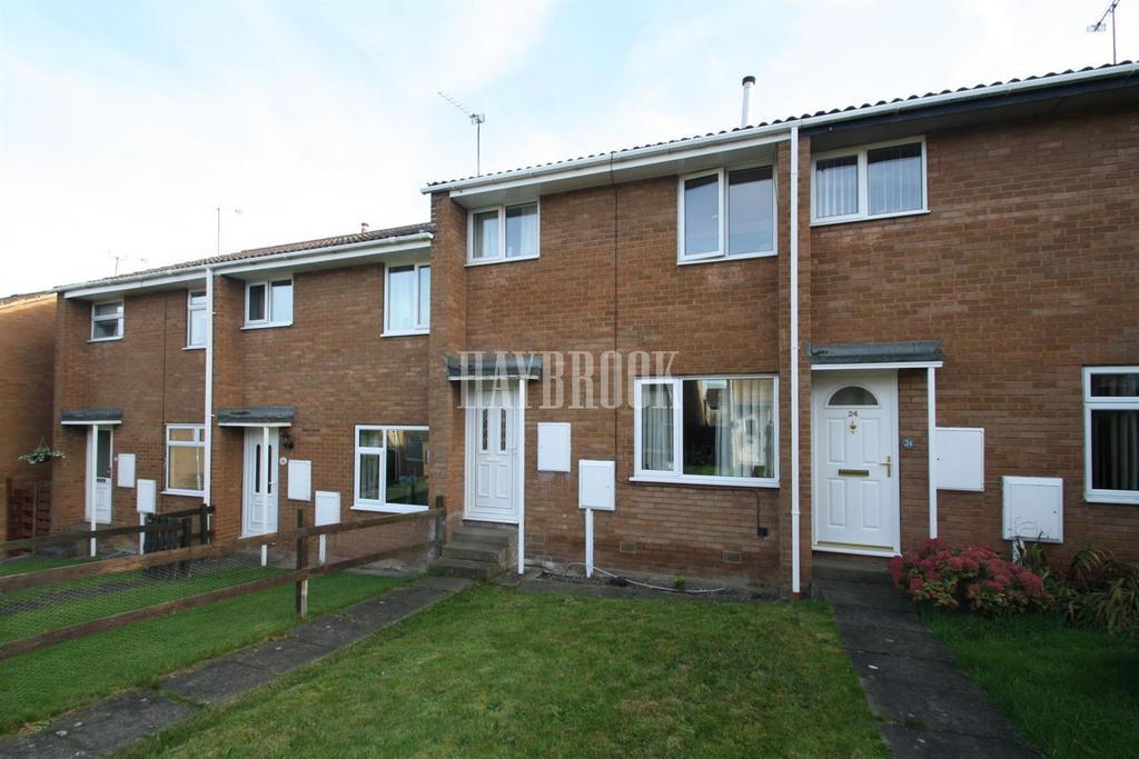 3 Bedrooms Terraced House for sale in Meadowcroft Gardens, Westfield