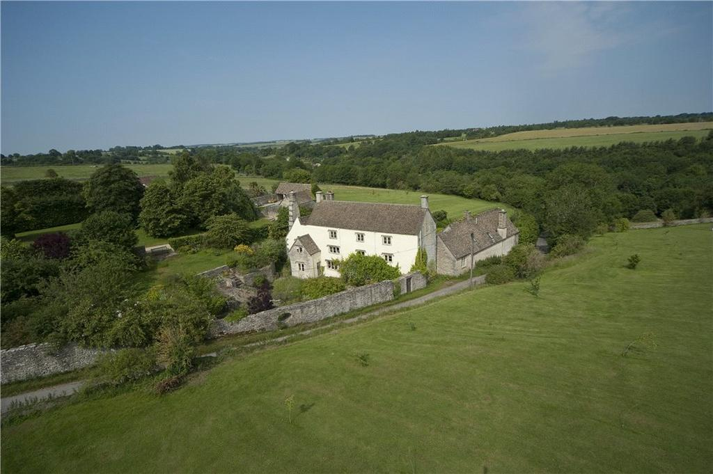8 Bedrooms Detached House for sale in Cherington, Tetbury, Gloucestershire, GL8
