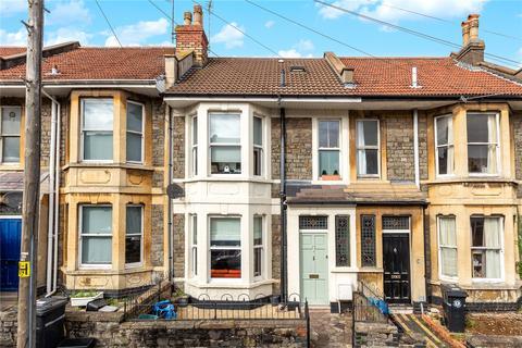 4 bedroom terraced house for sale - Rudthorpe Road, Horfield, Bristol, BS7