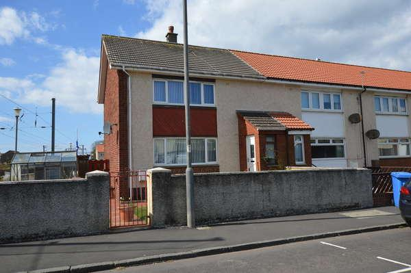 3 Bedrooms End Of Terrace House for sale in 34 Station Road, Stevenston, KA20 3NL