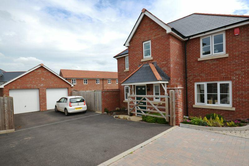 4 Bedrooms Detached House for sale in SOUTHBROOK MEADOW, ROCKBEARE