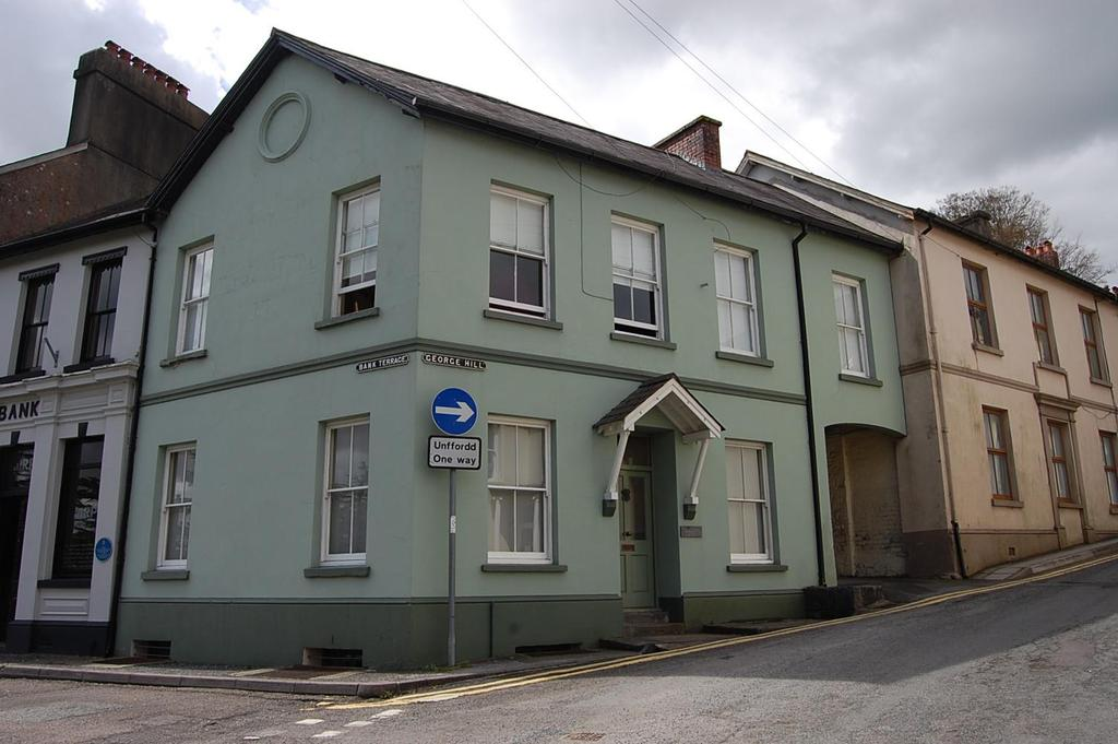 5 Bedrooms Terraced House for sale in George Hill, Llandeilo