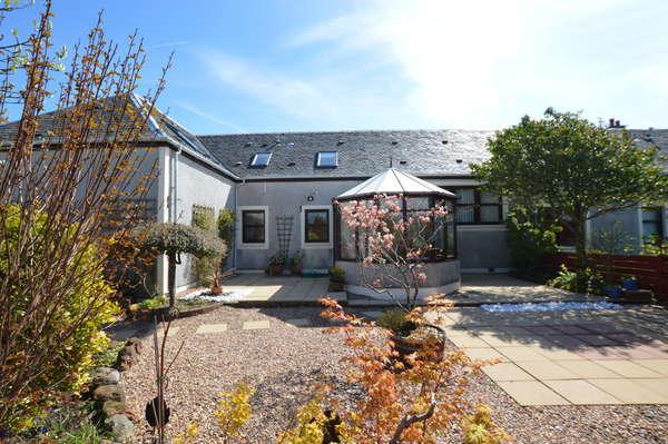 5 Bedrooms Terraced House for sale in 1 Mill Farm, Ardrossan, KA22 7NT