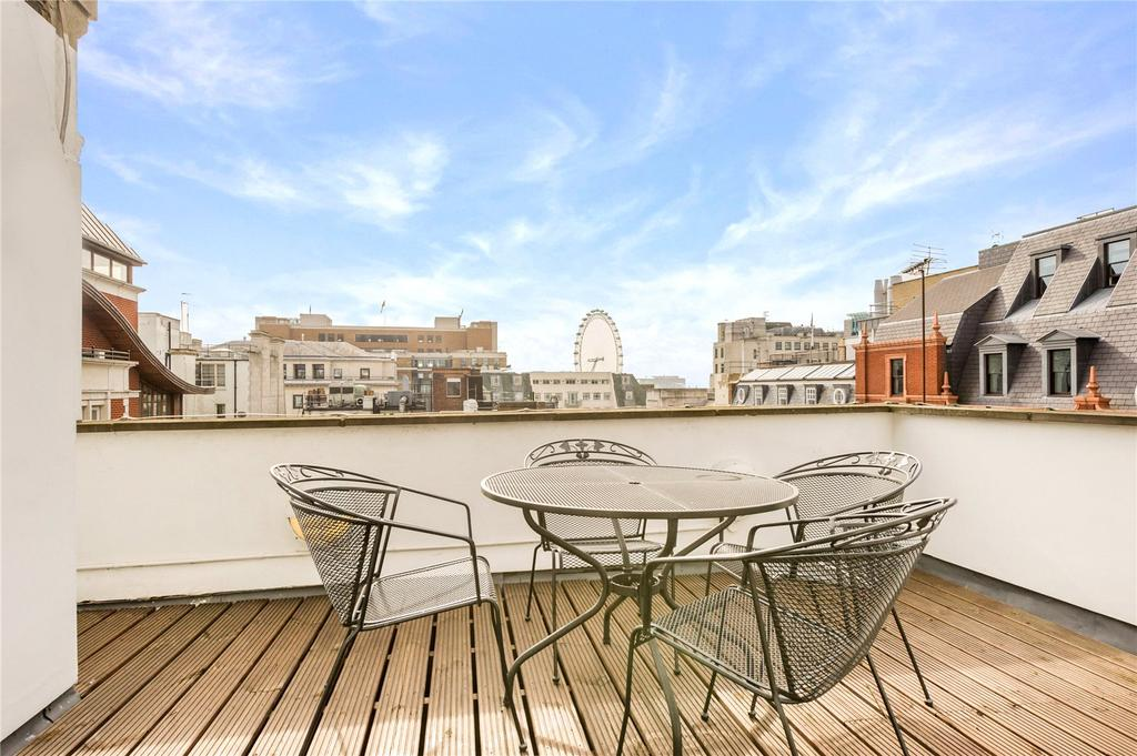 3 Bedrooms Penthouse Flat for sale in Exchange Court, Covent Garden, WC2R