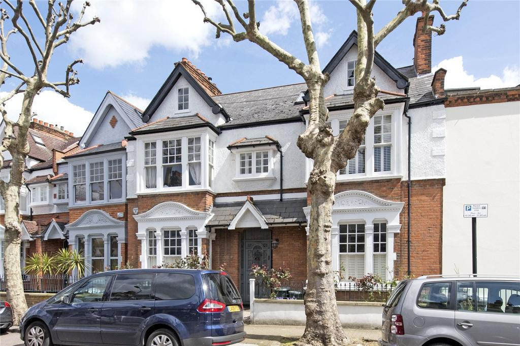 5 Bedrooms Terraced House for sale in Crieff Road, Wandsworth, London, SW18