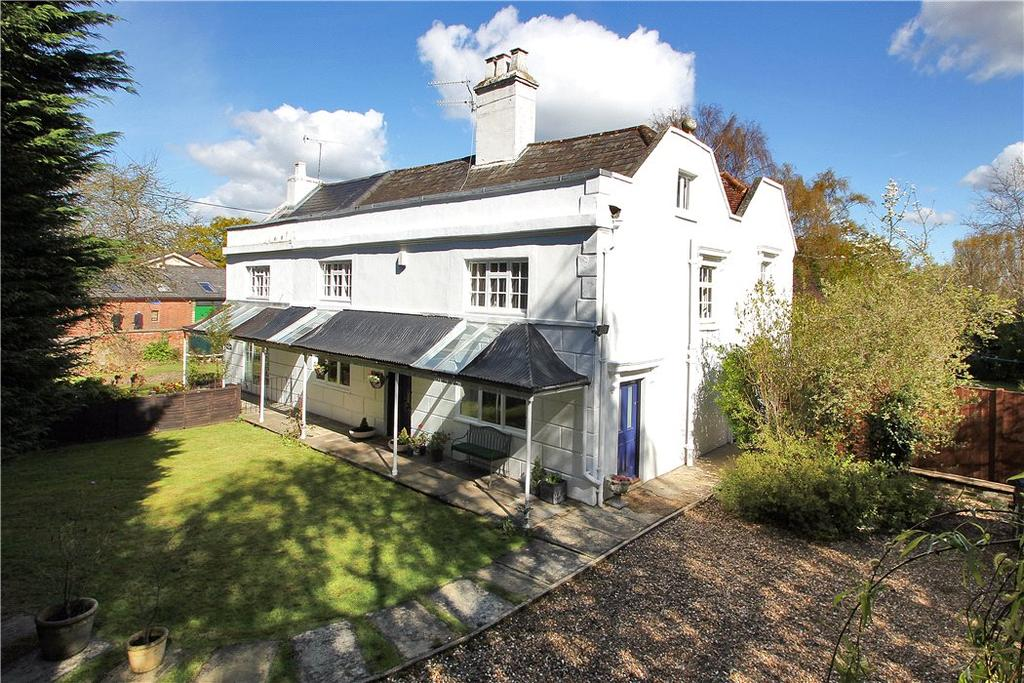 5 Bedrooms House for sale in Lucks Lane, Paddock Wood, Tonbridge, Kent, TN12