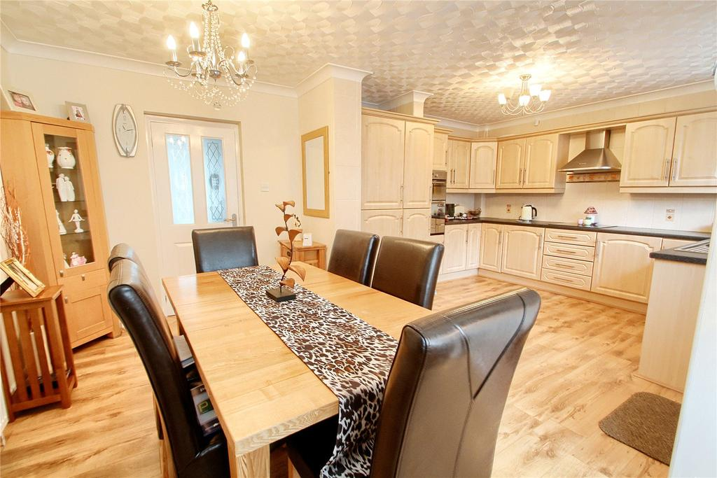 3 Bedrooms End Of Terrace House for sale in Oakwell Road, Norton