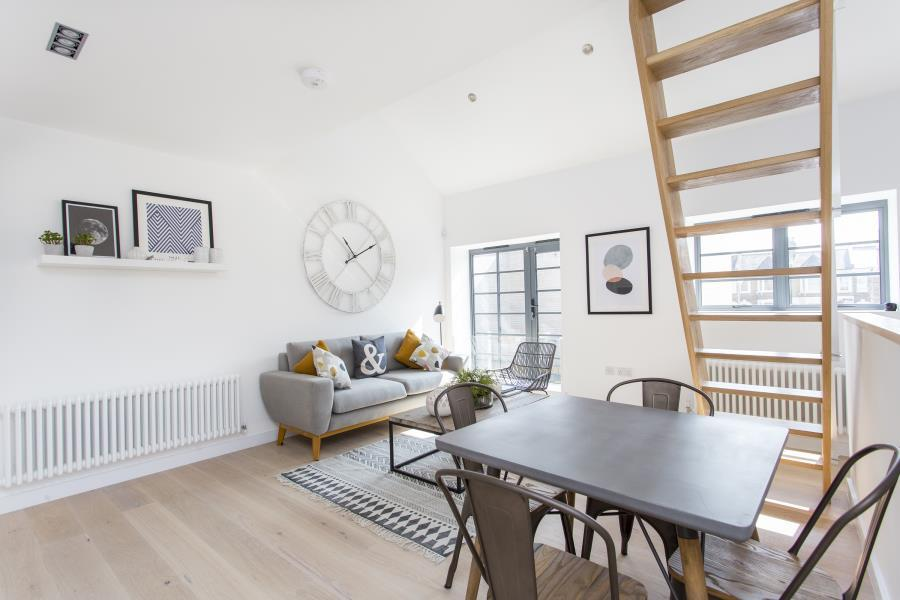 1 Bedroom Apartment Flat for sale in House 2 Matchbox Yard, N16