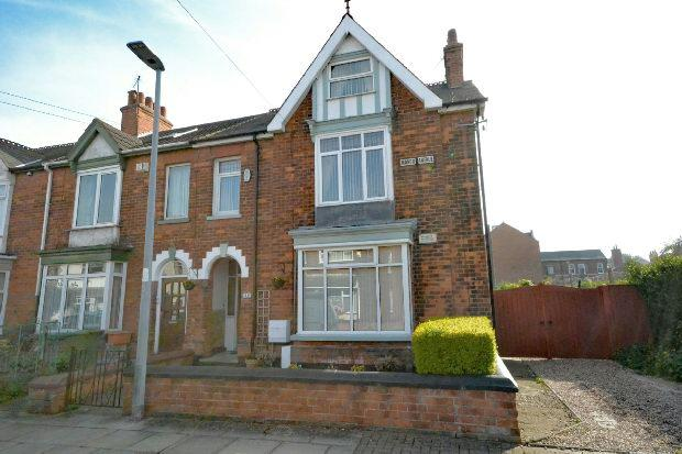2 Bedrooms Flat for sale in Manor Avenue, GRIMSBY