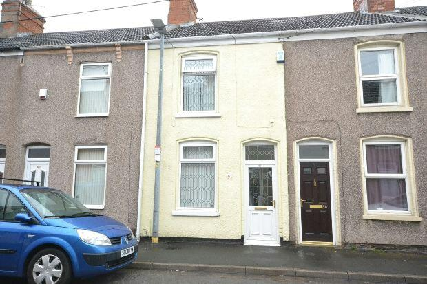 3 Bedrooms Terraced House for sale in Lime Street, Grimsby