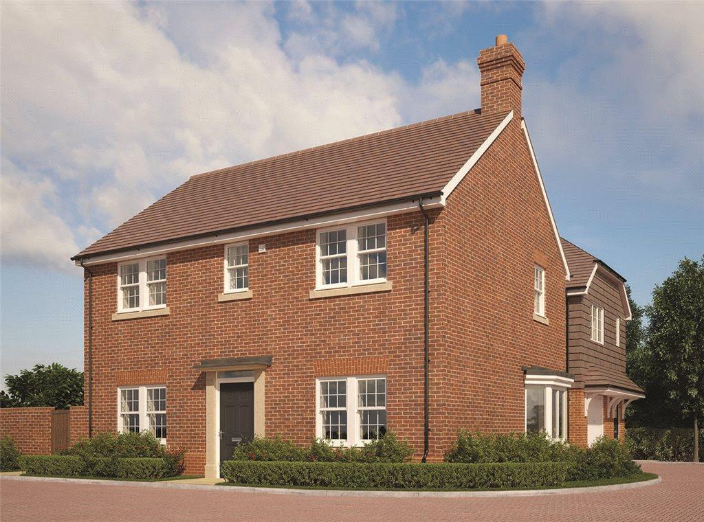 4 Bedrooms Detached House for sale in Farnham Road, Odiham, Hook, Hampshire