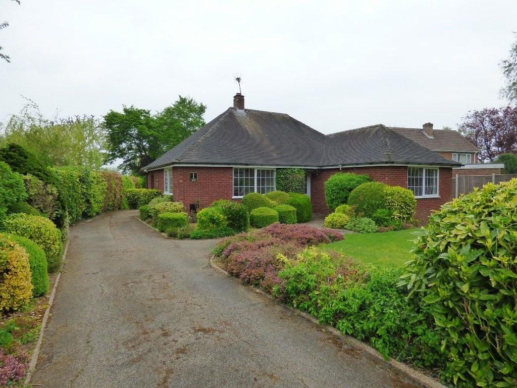 3 Bedrooms Detached Bungalow for sale in Uplands Road, Burton Manor, Stafford
