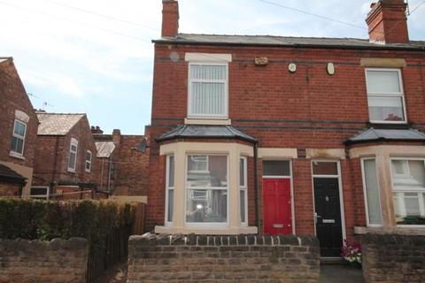2 bedroom end of terrace house to rent - Haydn Avenue, Sherwood, Nottingham, NG5 2LH