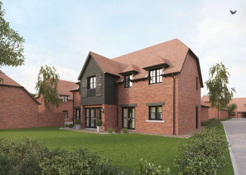 5 Bedrooms Detached House for sale in Meadow Court, East Challow