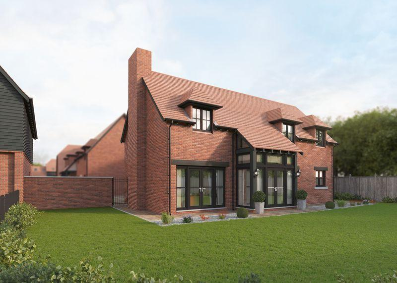 4 Bedrooms Detached House for sale in Meadow Court, East Challow