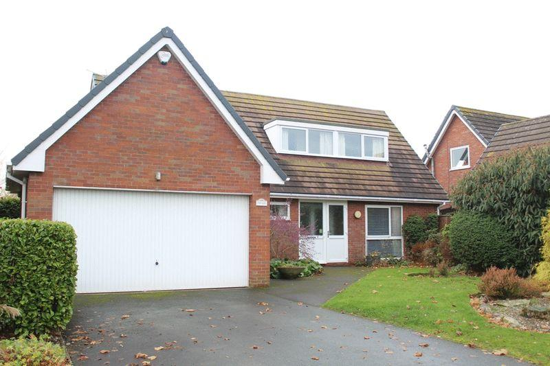 4 Bedrooms Detached Bungalow for sale in Mill Stream, Worthen, Shrewsbury, SY5 9JX
