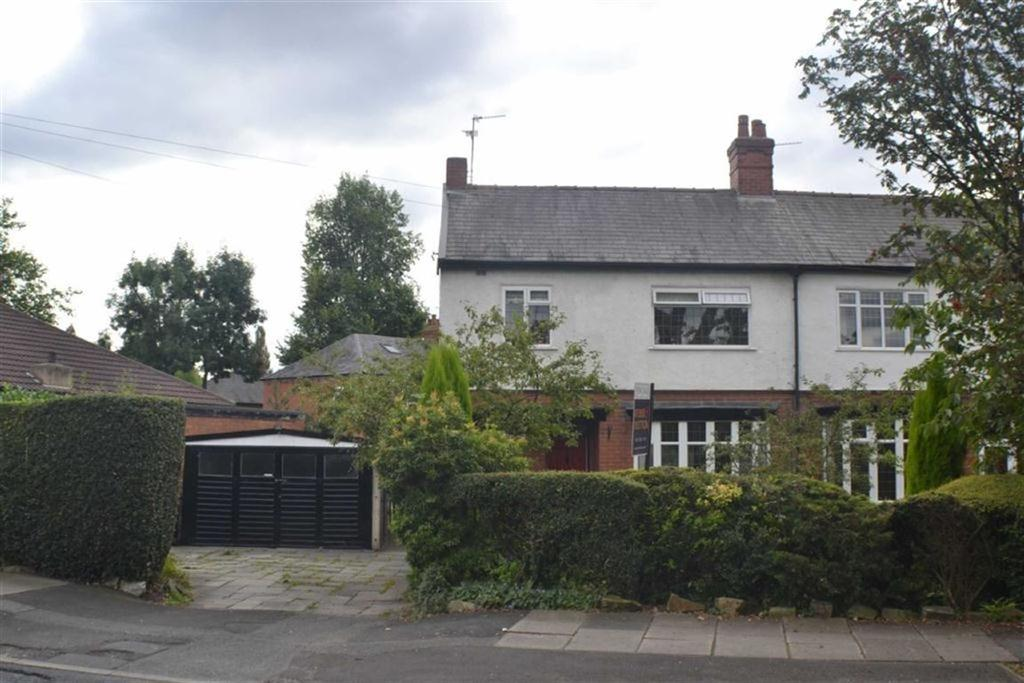 3 Bedrooms Semi Detached House for sale in Wood Lane, Ashton-under-lyne, Lancashire, OL6
