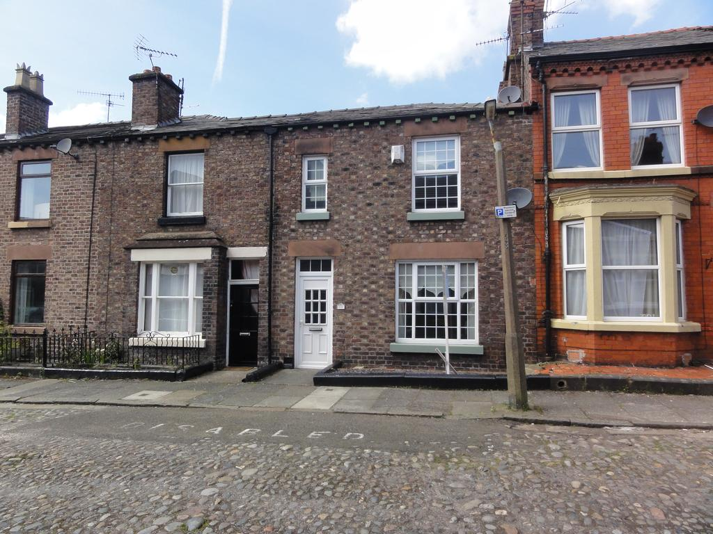 2 Bedrooms Terraced House for sale in Berrington Avenue, Woolton, Liverpool L25