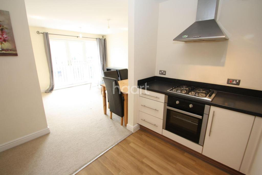 2 Bedrooms Flat for sale in City Walk, Chester Green, Derby