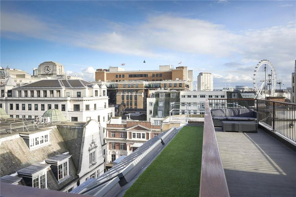 3 Bedrooms Penthouse Flat for sale in Bedford House, 2-3 Bedford Street, Covent Garden, London, WC2E