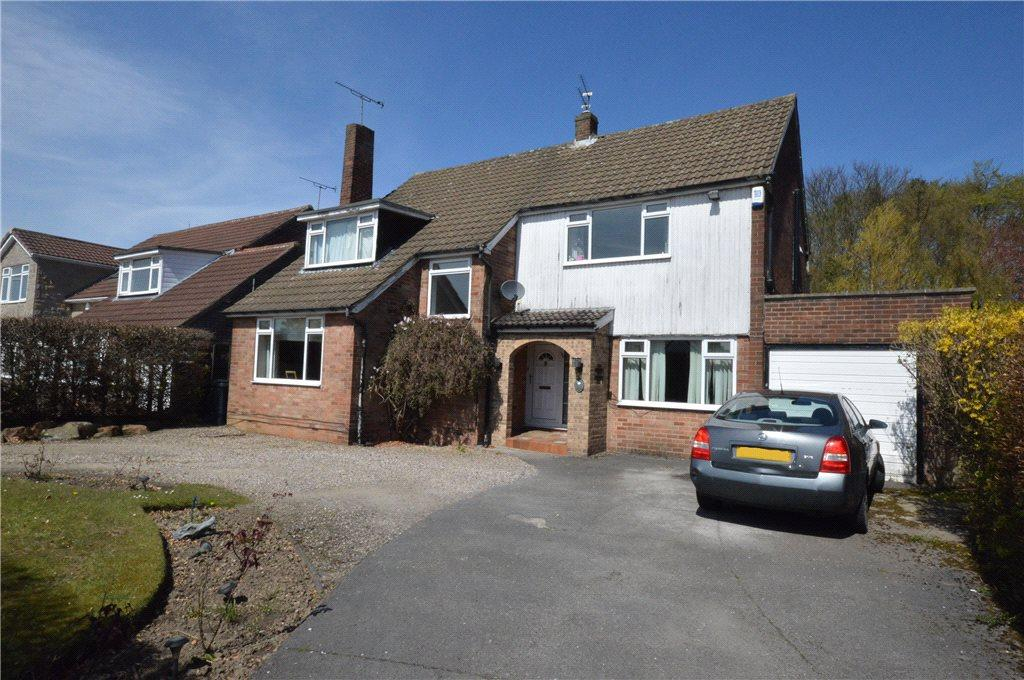 4 Bedrooms Detached House for sale in High Ash Avenue, Alwoodley, Leeds
