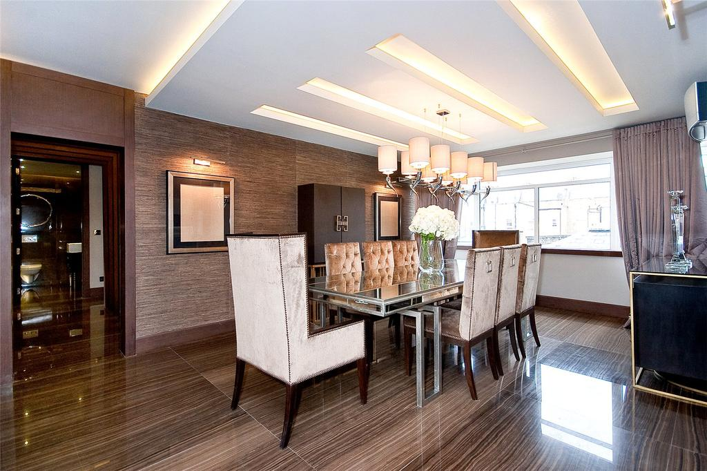 3 Bedrooms Flat for sale in Chelwood House, Gloucester Square, London