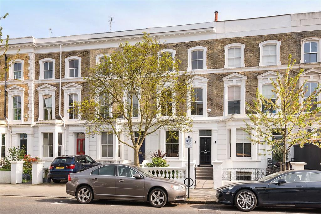 5 Bedrooms Terraced House for sale in Scarsdale Villas, Kensington, London