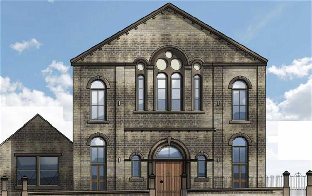 2 Bedrooms Apartment Flat for sale in The Annexe, Church Vale Apartments, Greetland, HX4