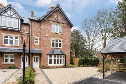 4 bedroom semi-detached house for sale - New Road, Prestbury, Macclesfield