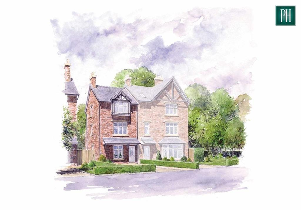 4 Bedrooms Semi Detached House for sale in New Road, Prestbury, Macclesfield