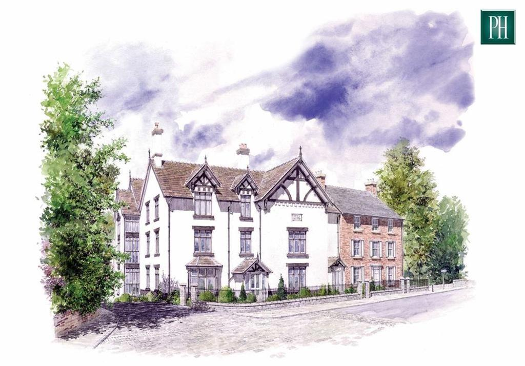 3 Bedrooms Apartment Flat for sale in New Road, Prestbury