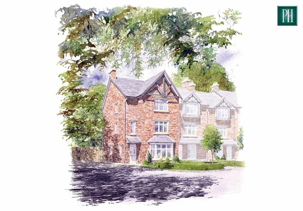 4 Bedrooms Semi Detached House for sale in New Road, Prestbury