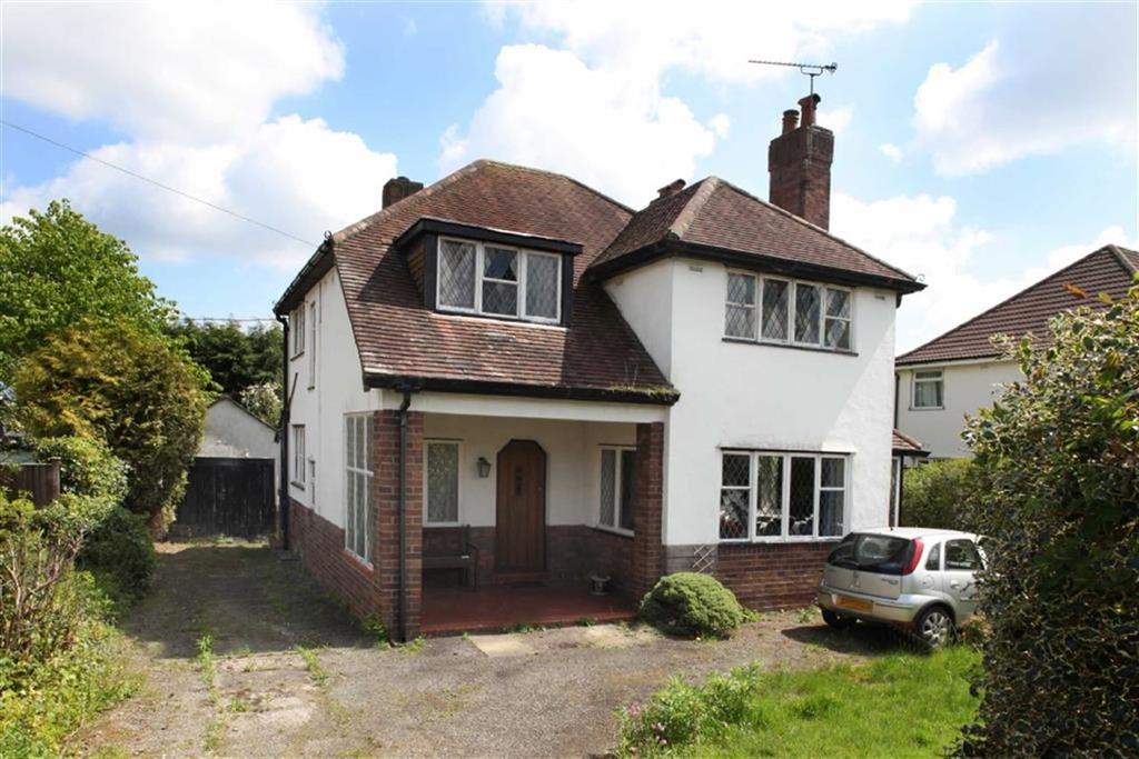 3 Bedrooms Detached House for sale in Park Drive, Crewe, Cheshire