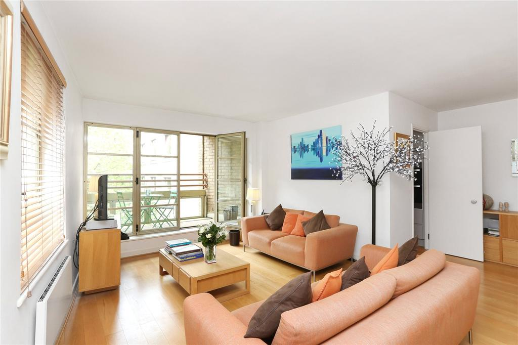 2 Bedrooms Apartment Flat for sale in The Circle, Queen Elizabeth Street, London, SE1