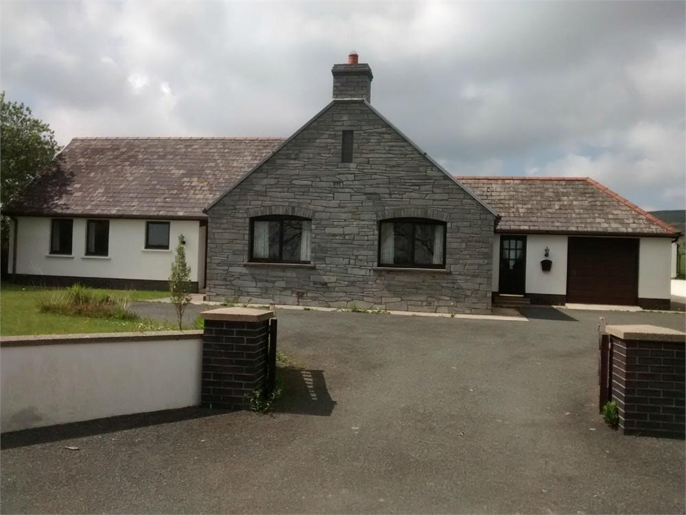 4 Bedrooms Detached Bungalow for sale in Tir Na Nog, Tufton, Clarbeston Road, Pembrokeshire
