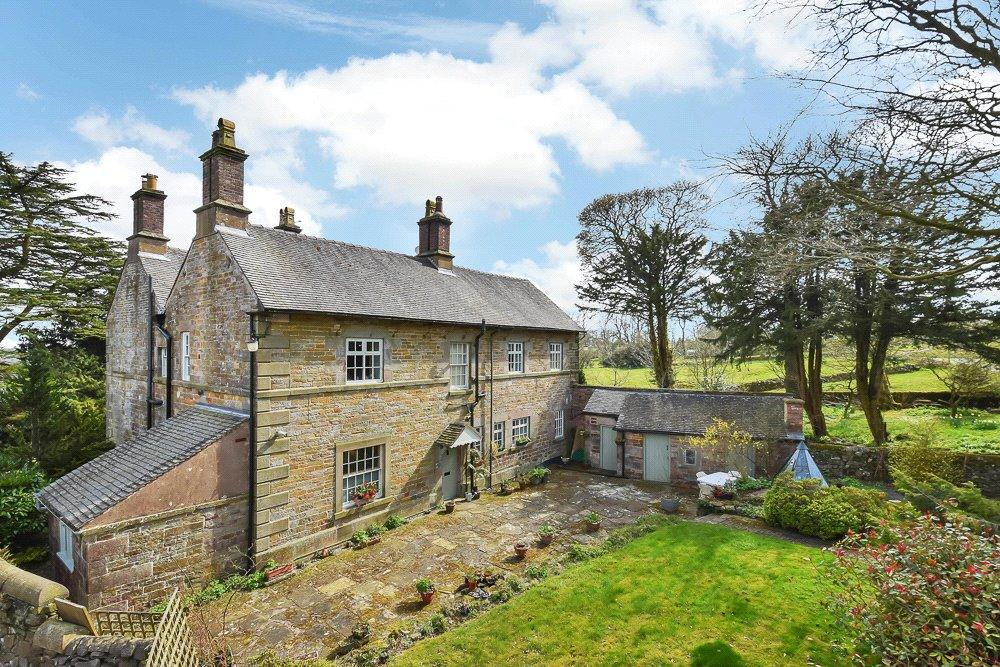 5 Bedrooms Detached House for sale in Leek, Staffordshire