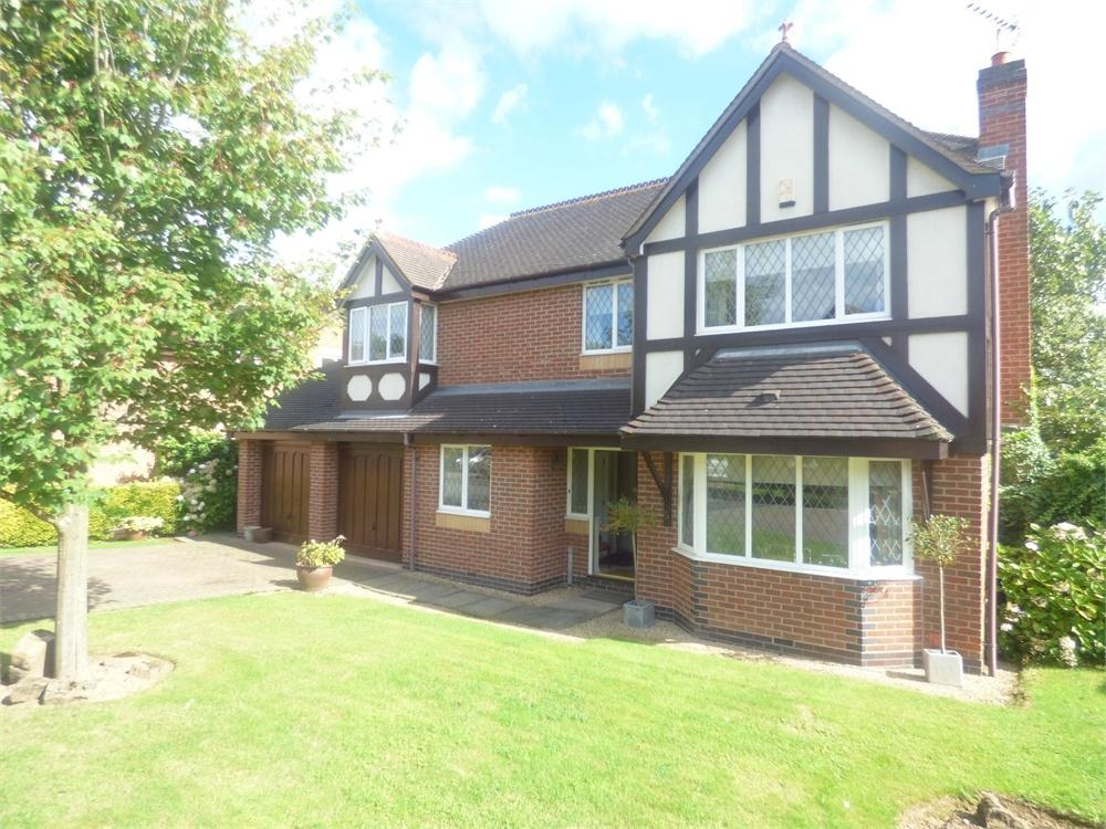 4 Bedrooms Detached House for sale in Broadwells Court, Broadwells Crescent, Westwood Heath, Coventry, West Midlands