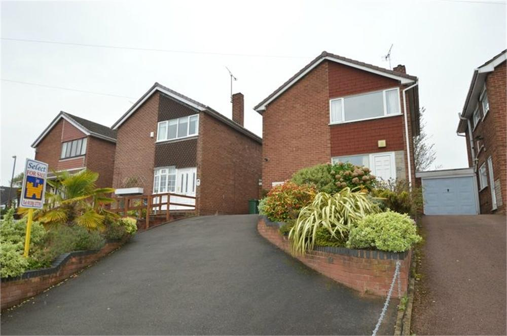 3 Bedrooms Detached House for sale in Rangeways Road, Kingswinford, West Midlands