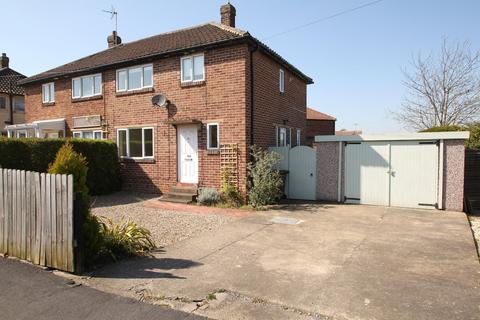 2 bedroom semi-detached house to rent - Poplar Grove, Harrogate, HG1 4PL