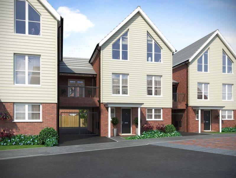4 Bedrooms House for sale in THE KIRKBY, Navigation Point, Cinder Lane, Castleford, West Yorkshire